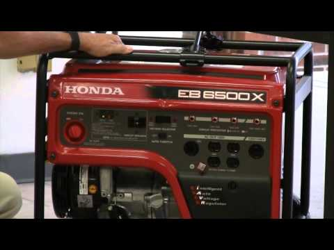 Buyer's Guide Honda Generator EB6500X