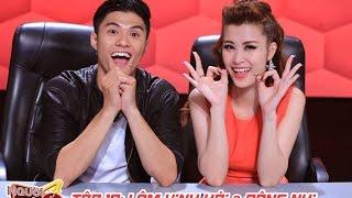 NGƯỜI BÍ ẨN 2015 - TẬP 13 - LÂM VINH HẢI & ĐÔNG NHI - FULL HD (07/6)