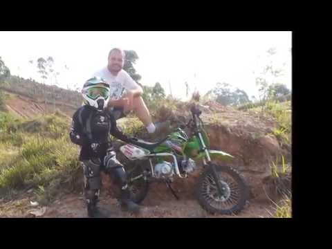 Matheus Hisamoto   7 anos   Trilha Mini Moto Cross