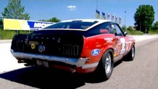 Tracktest Ford Mustang Boss 302 videos