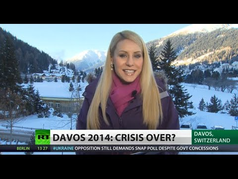 Venture Capital: Davos 2014 - Crisis Over? (E25)