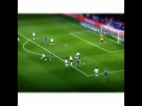 (xemthethao.vn) Một bàn thắng của Messi vào lưới Valencia cách đây vài năm