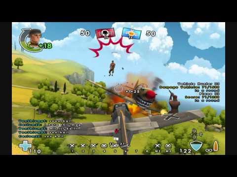 Battlefield Heroes Dogfighting