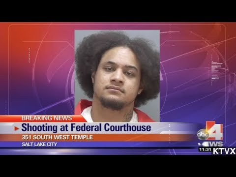 Alleged Gang Member Dies After Being Shot In Court