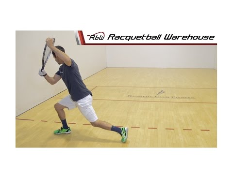 Racquetball Footwork Drill