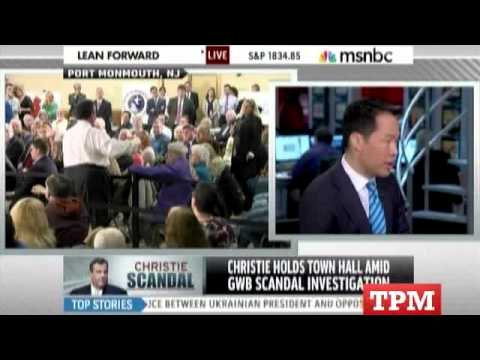 TPM's Eric Lach Talks Christie Bridge Scandal On MSNBC