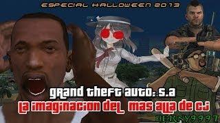 GTA San Andreas Loquendo Especial De Halloween 2013: La