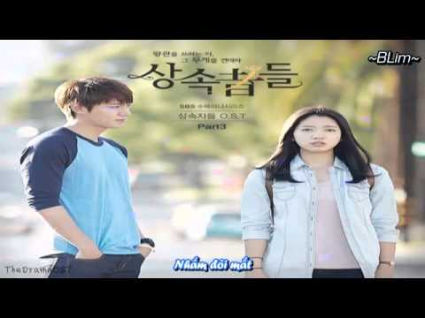 [vietsub] [The Heirs OST Part 3]  Moment - Changmin 2AM