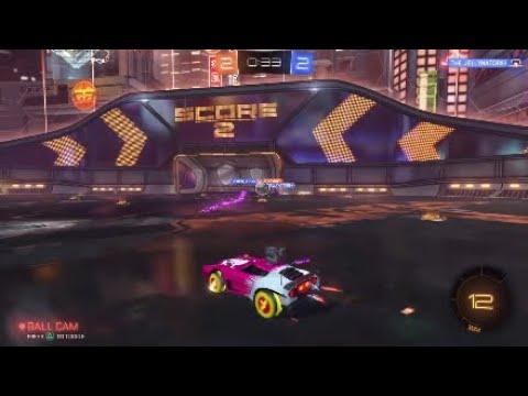 Rocket League: Goals, Saves, Skills and Fails