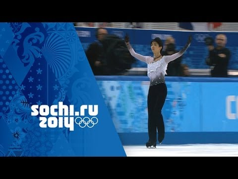 Hanyu's Gold Medal Winning Performance - Men's Figure Skating | Sochi 2014 Winter Olympics