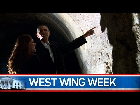 West Wing Week 03/28/14 or,