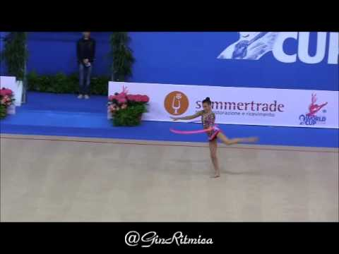 ASHARAM -  ISR   - FINAL HOOP -  INT. TOURNAMENT  RG WC PESARO 2014