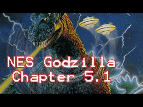 NES Godzilla Creepypasta