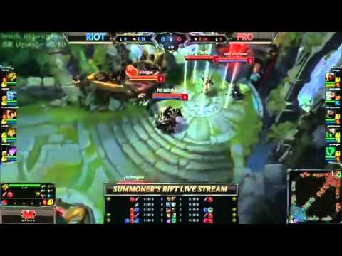 Trận Liên Minh Huyền Thoại Trận Đấu Đẳng Cấp Thế Giới 2014.mp4