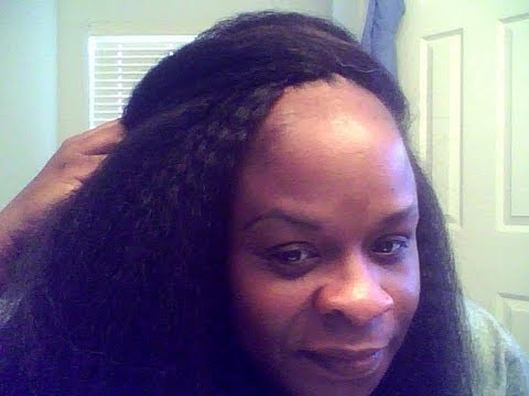 Crochet Braids With Xpressions Kanekalon Hair : UNDETECTABLE CROCHET BRAID 100% KANEKALON BULK BRAIDING HAIR - YouTube