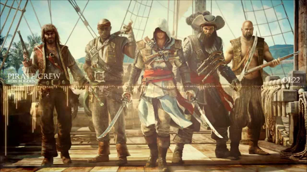Pirate Crew (Copyright And Royalty