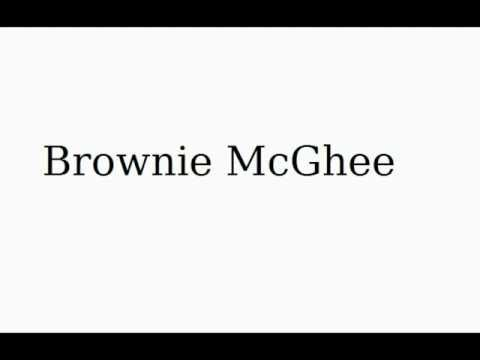 Brownie McGhee - So Much Trouble Lyrics in description