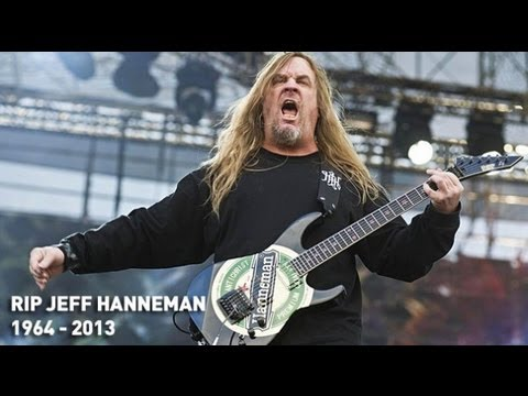 Jeff Hanneman Last Performance