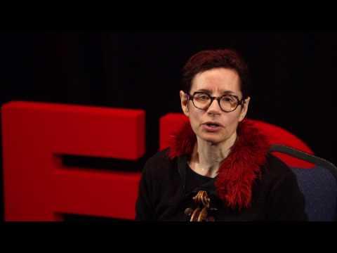 Nadia Francavilla (Violin Performance) | Nadia Francavilla | TEDxUNB