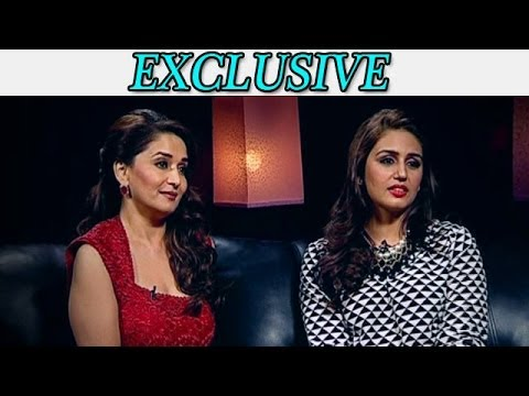 Dedh Ishqiya | Madhuri Dixit & Huma Qureshi Exclusive Interview