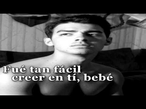 See no more - Joe Jonas traducida al español.