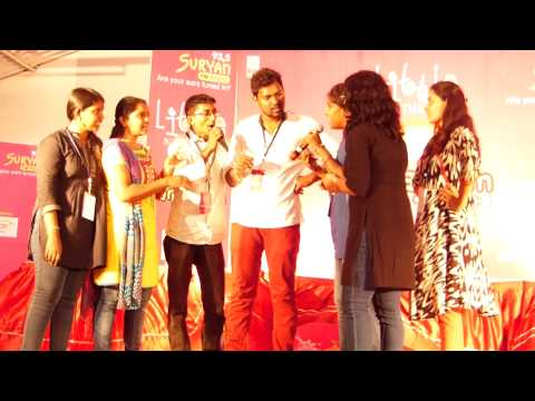 Suryan FM RJ's Fun Dance Together