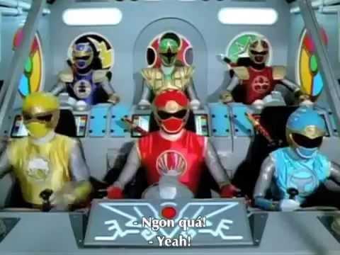 Vietsub | Siêu nhân Cuồng Phong (Power Rangers Ninja Storms) - Tập 34