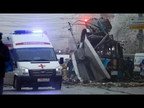Second deadly blast hits Russian city