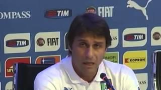 Italia, Conte: 'Balotelli è qui non per lo sponsor'