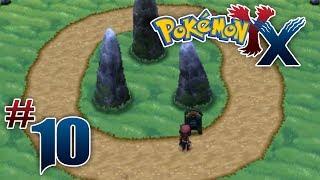Let's Play Pokemon: X Part 10 Geosenge Town