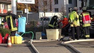 NRWspot.de | Hagen – Einige hundert Liter Betriebsmittel an Tankstelle ausgelaufen – Feuerwehr hilft