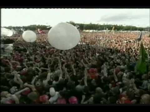 Muse - Bliss at Pinkpop 2002