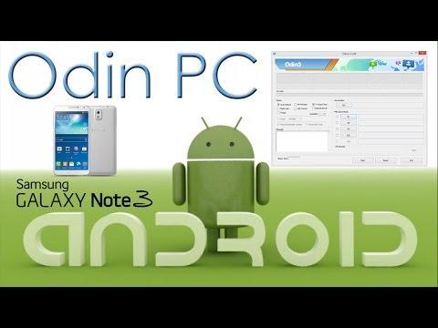 Instalação de ROM Stock pelo Odin PC - Samsung Note 3 N9005