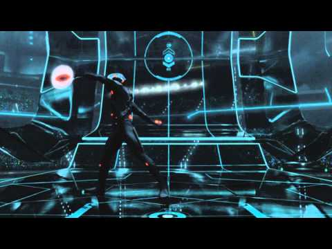 TRON legacy Sam vs Rinzler HD right side up