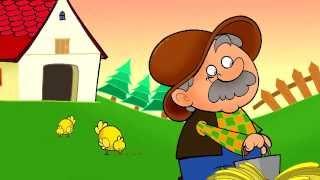 Józsi bácsi a tanyán (Old MacDonald had a farm)