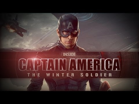 Inside Captain America The Winter Soldier (2014) - Featurette