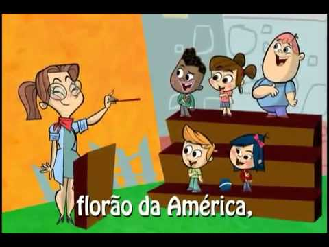 Hino nacional brasileiro para crianças