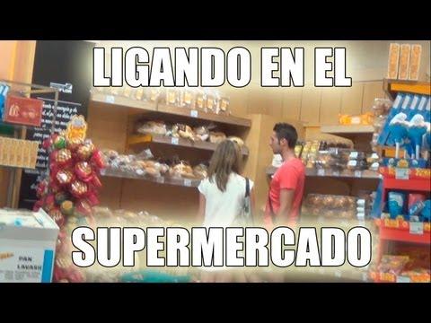 Ligando En El Supermercado. Aprovecha Las Situaciones De Tu Día A Día Y Ten Más Citas.