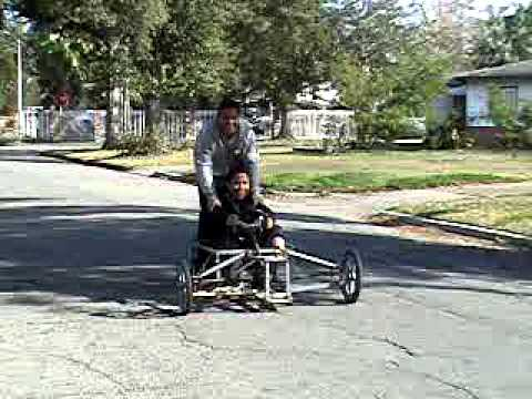 Homemade trike