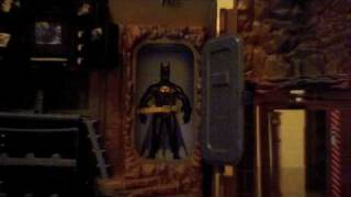 Batcave Command Center Review Part 1 Batman Returns 1992