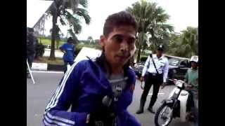 ๑۞๑ Adnan Sempit II ~ stunt black maria ~ ๑۞๑ stunt by Amir Putra view on youtube.com tube online.