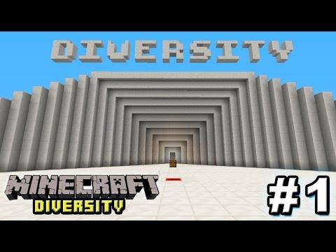 NUEVA SERIE! - Viernes de Minecraft - DIVERSITY #1