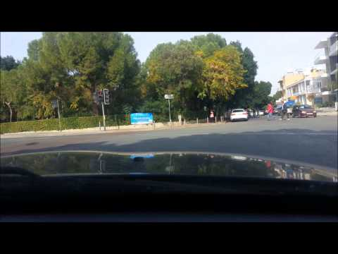 Driving Around Nicosia Cyprus Episode 01