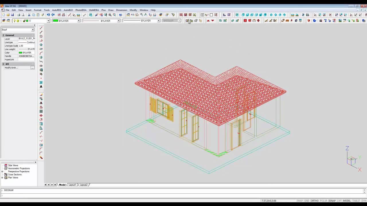 Arquitectura 3d dise o de tejados y cubiertas en 3d for Programas de arquitectura 3d