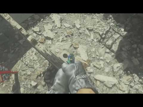 CoD4:MWR - some unique spots on Crash (XO1)