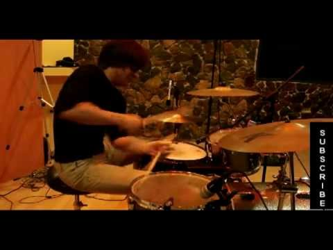 Eduardo McGregor - Less is More (Drum Solo)