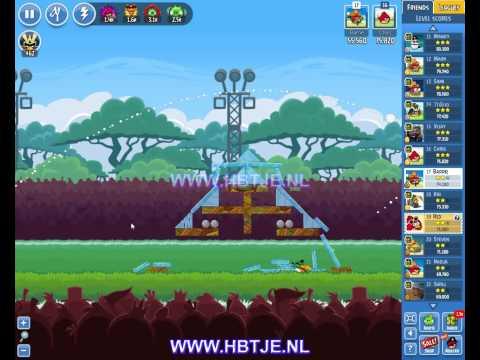 Angry Birds Friends Tournament Level 3 Week 138 (tournament 3) no power-ups