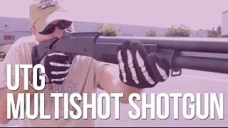 UTG Multi-Shot M4/90 Airsoft Shotgun Thor's Pick
