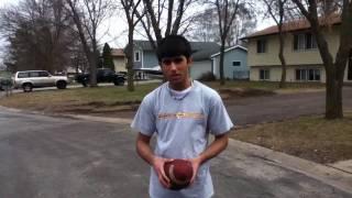 How to throw a Football Like Aaron Rogers
