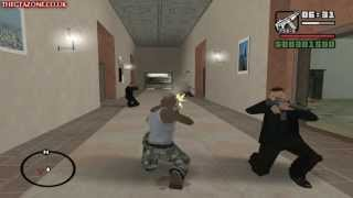 GTA San Andreas Mission #91 A Home In The Hills (HD